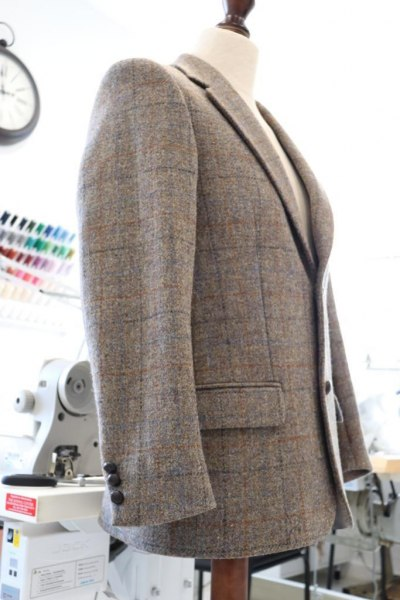 Alteration services are finished to high quality standard