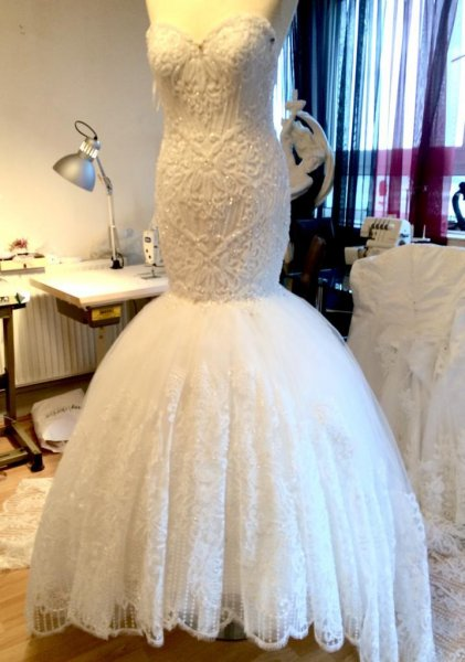Wedding dresses alterations