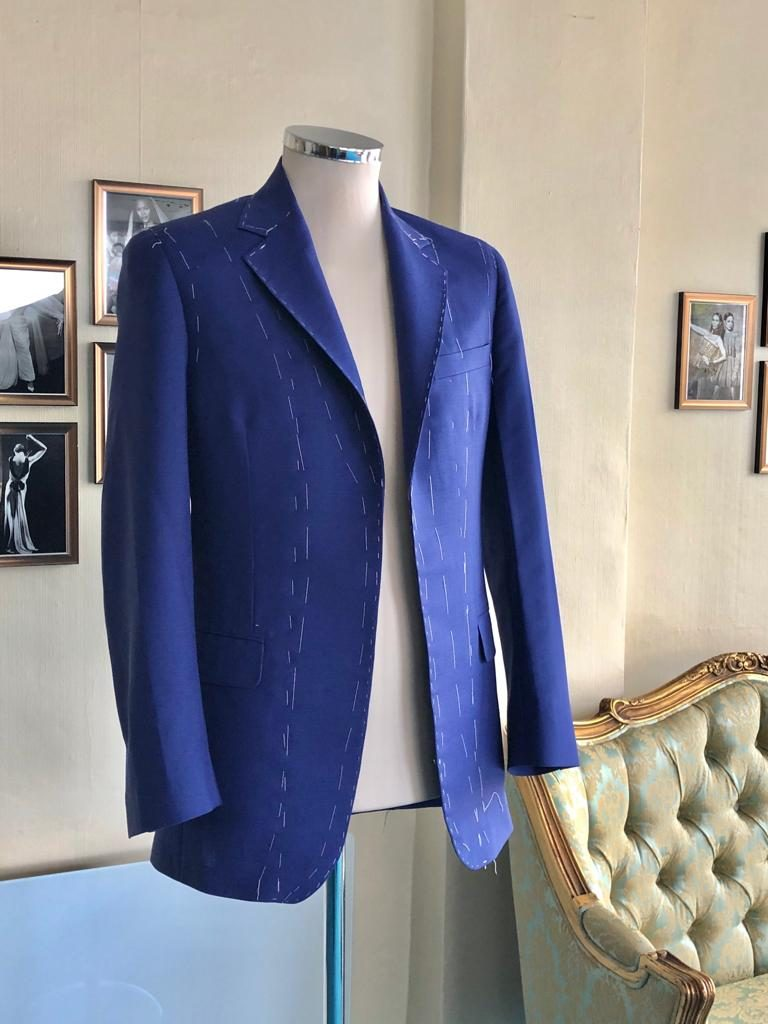 Bespoke suits/men's clothing alterations services includes